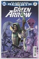 The Death and Life of Oliver Queen Part One: The End
