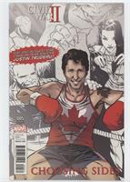 Justin Trudeau Variant Edition [Collectable(FN‑NM)]