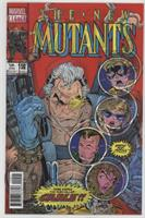 The Newer Mutants Chapter 1; [Untitled]