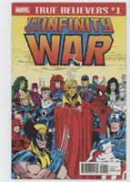 Reprinting Infinity War (1992) #1