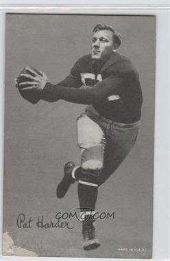 1948-1952 Exhibits - [Base] #N/A - Pat Harder