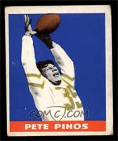 Pete Pihos (Yellow Jersey Number) [VG EX]