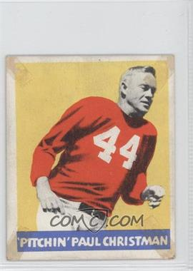 1948 Leaf - [Base] #21 - Paul Christman