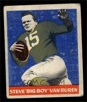 Steve Van Buren [GOOD]