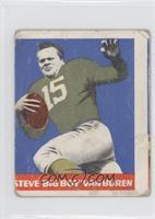 Steve Van Buren (Green Jersey) [Poor]
