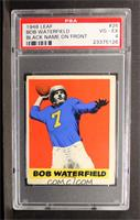 Bob Waterfield [PSA 4 VG‑EX]