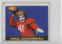 Paul Governali [Good to VG‑EX]
