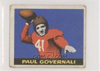 Paul Governali (Darker Helmet) [Good to VG‑EX]
