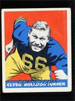 Bulldog Turner (Red Background)