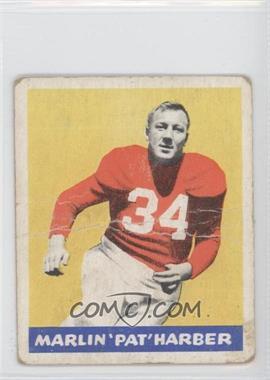 1948 Leaf - [Base] #33 - Pat Harder
