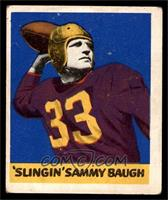 Sammy Baugh [VG]
