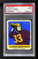 Sammy Baugh [PSA 2 GOOD]