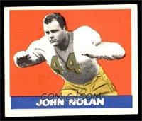 John Nolan [EX]