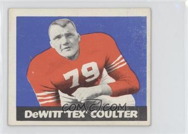 1948 Leaf - [Base] #42 - Dewitt Coulter