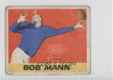 1948 Leaf - [Base] #44 - Bob Mann