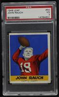 John Rauch [PSA3VG]