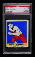 Paul Campbell [PSA4VG‑EX]