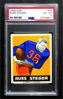 Russ Steger [PSA4VG‑EX]