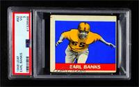 Earl Banks [PSA3VG]