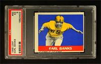 Earl Banks [PSA5]