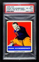 Frank Aschenbrenner [PSA4.5VG‑EX+]