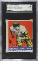 George Savitsky [SGC Authentic]