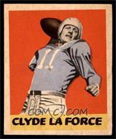 Clyde LeForce (Last Name Spelled La Force) [VG]