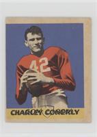 Charlie Conerly [GoodtoVG‑EX]