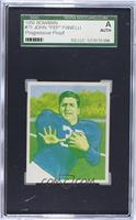 John Panelli (Cyan/Yellow) [SGC AUTHENTIC]