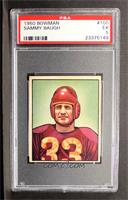 Sammy Baugh [PSA 5]