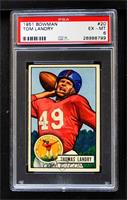 Tom Landry [PSA 6 EX‑MT]