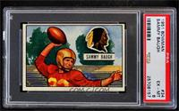 Sammy Baugh [PSA 6]