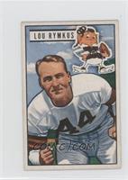 Lou Rymkus