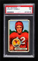 Charlie Conerly [PSA 7 NM]