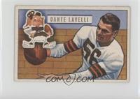 Dante Lavelli [GoodtoVG‑EX]