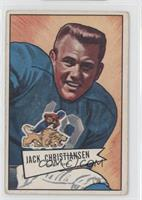 Jack Christiansen [Good to VG‑EX]