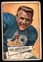 Jack Christiansen [FAIR]