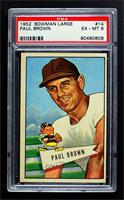 Paul Brown [PSA 6 EX‑MT]