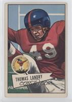 Tom Landry [GoodtoVG‑EX]