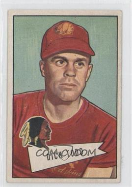 1952 Bowman - [Base] - Large #43 - Dick Todd