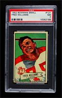 Fred Williams [PSA 7 NM]