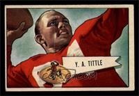 Y.A. Tittle [EX]