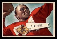 Y.A. Tittle [VGEX]