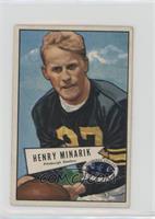 Harry Minarik