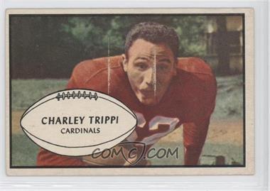 1953 Bowman - [Base] #17 - Charley Trippi