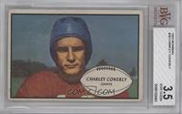 Charlie Conerly [BVG 3.5 VERY GOOD+]