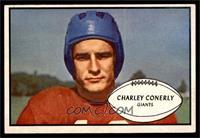 Charlie Conerly [EX]