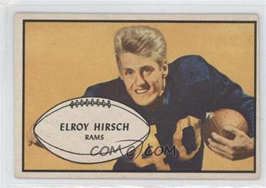 1953 Bowman - [Base] #22 - Elroy Hirsch