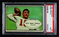 Vito Babe Parilli [PSA7NM]