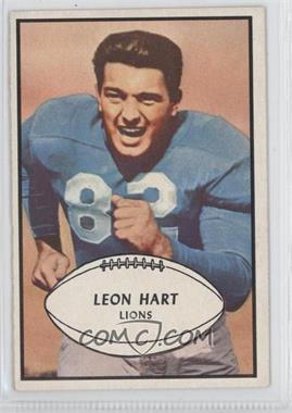 1953 Bowman - [Base] #31 - Leon Hart
